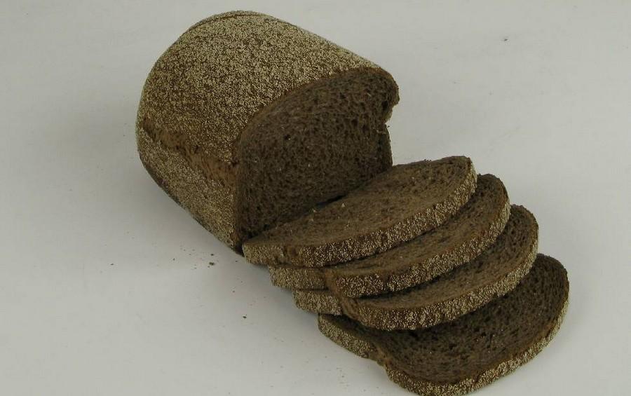 brood zonder tarwe